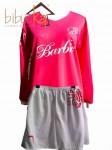 Kaos Futsal Order Barbie FC Jakarta