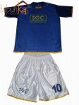 Kaos Futsal Bola Order PT SGC Pekanbaru