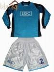 Kaos Futsal Lengan Panjang PT SGC Pekan baru