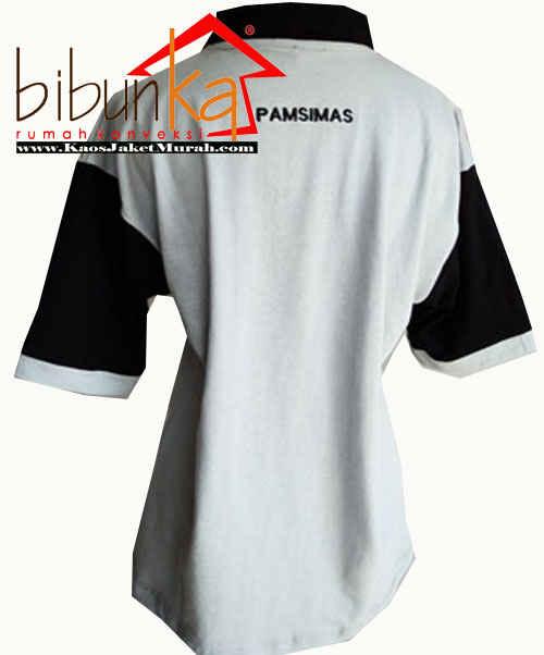 Polo shirt order dinas pu riau 051112 kaos jaket murah for Order custom polo shirts
