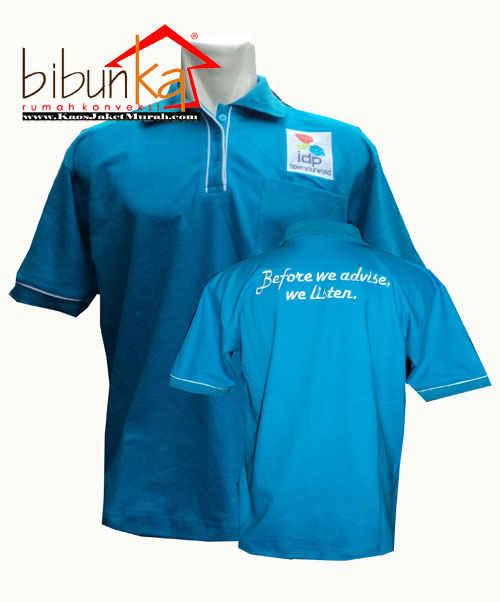 Polo shirt order idp cabang malang 071203 kaos jaket murah for Order custom polo shirts
