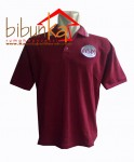 Polo Shirts-Order Customer di Sangatta Kaltim