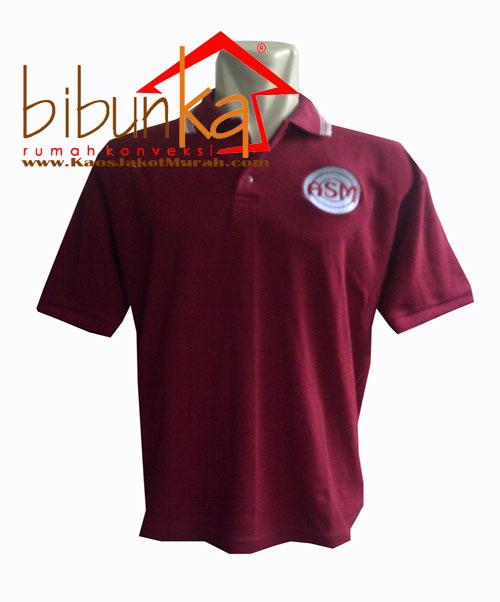Polo shirts order customer di sangatta kaltim kaos jaket for Order custom polo shirts