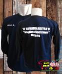 Kaos Oblong – Order SD Muhammadiyah 9 Malang